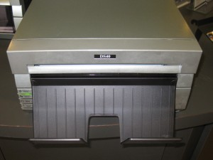 DNP DS40 Printer tray (print catcher