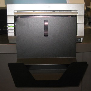 Tray (print catcher) that comes with DNP DS80 photo printer