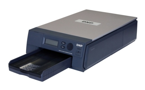 DNP DS ID400 Wireless Passport Photo Printing System