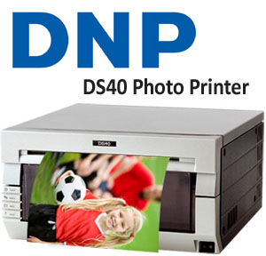 DNP DS40 Photo Printer