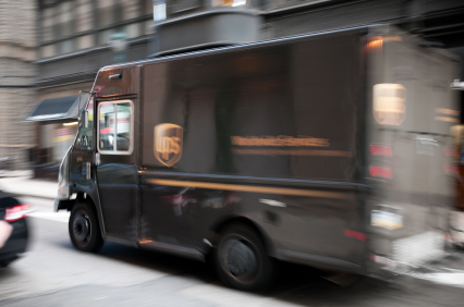 UPS Ground Shipping from Imaging Spectrum