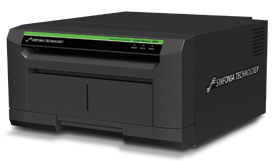 Sinfonia CE1 8-inch photo printer