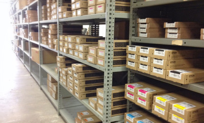 Epson inks in Imaging Spectrum warehouse