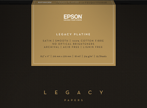 New Epson Legacy Papers