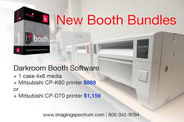 Darkroom Booth Mitsubishi Printer Bundles