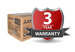 Free 4x6 Media and 3-Year Total Warranty with Mitsubishi Printers