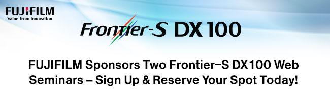 frontier-s fujifilm sponsors two frontier-s 100 web seminars
