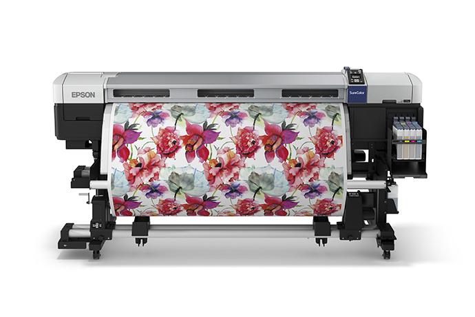 Epson F7200 fabric printer