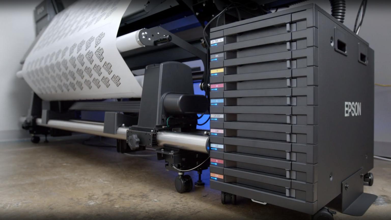 Epson s60600L bulk printer