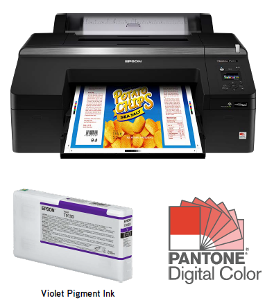 Epson p500ce features