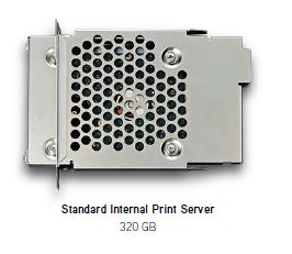 Epson P20000 320G print server
