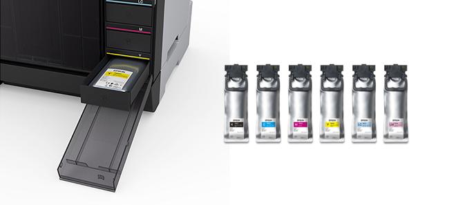 Epson D1070 Inks